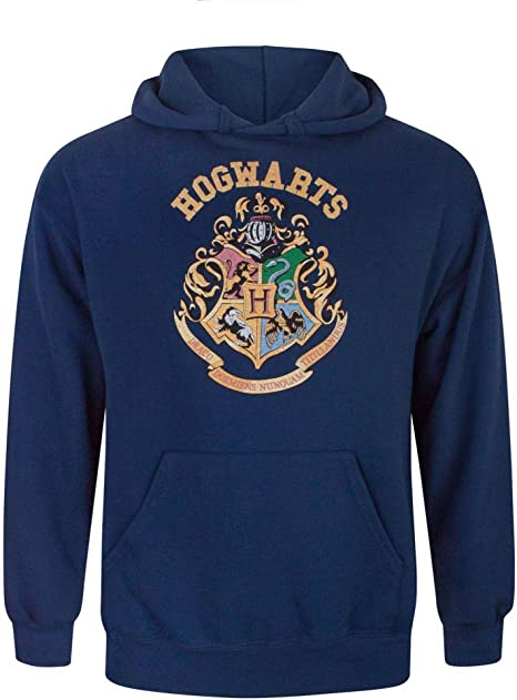 HARRY POTTER Happy Hogwarts Felpa Uomo