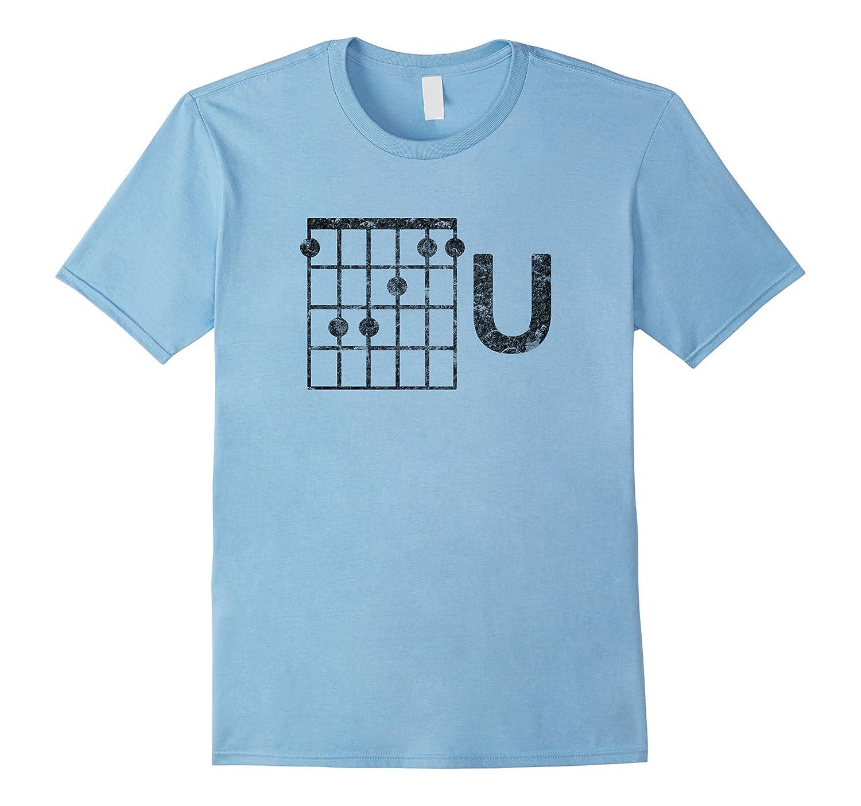 F U Chord Shirt Guitar Sarcastic Offensive T Shirts Th Teehelen