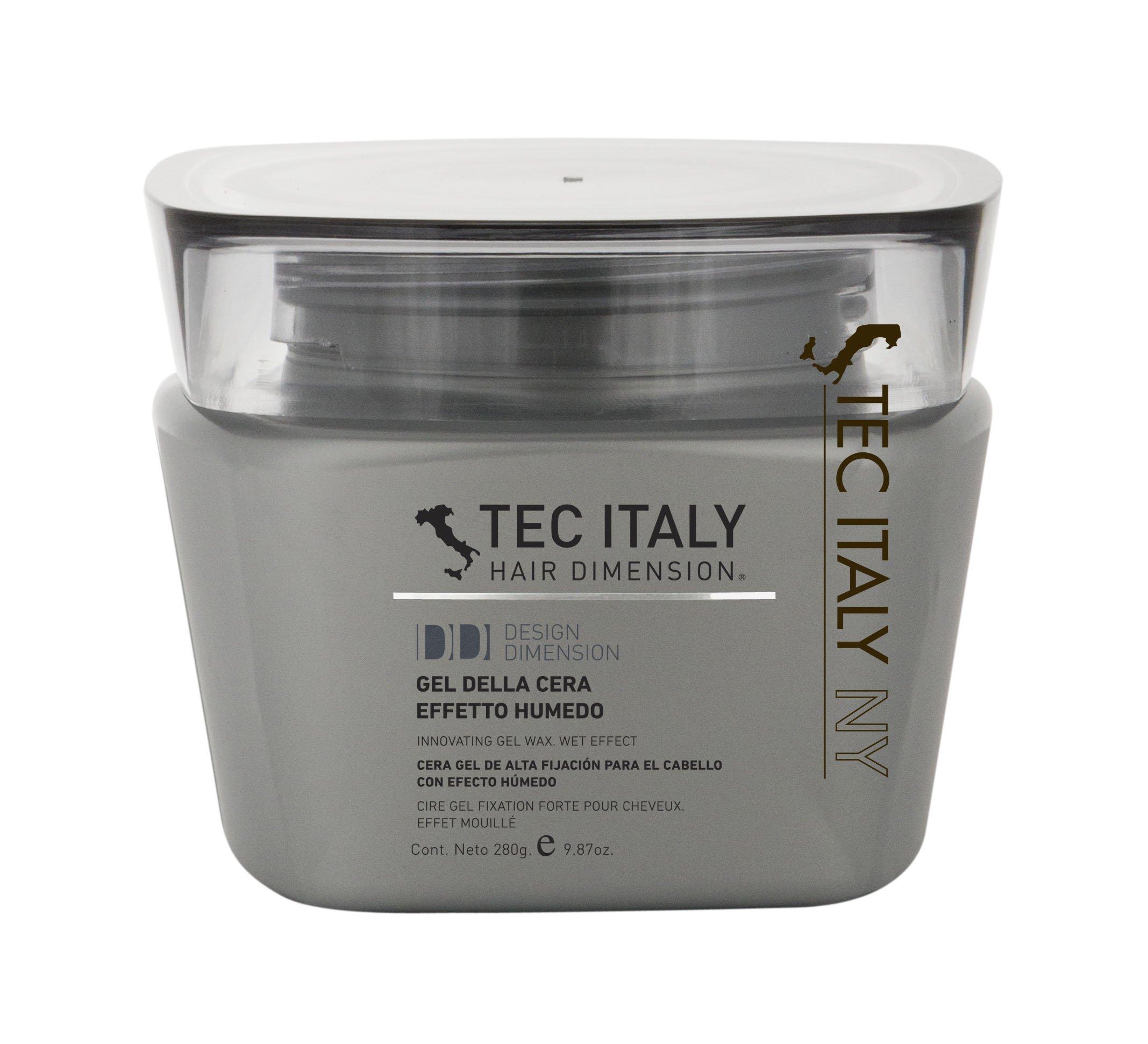 Tec Italy Gel Della Cera Effetto Humedo - 280 g/9.8 oz