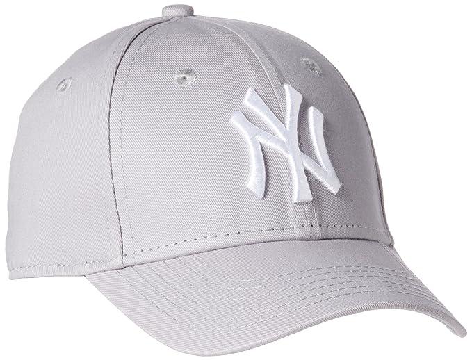 New Era MLB Basic NY Yankees 9Forty - Cappellino regolabile per Bambino  (Child) 12ee6d64f61d