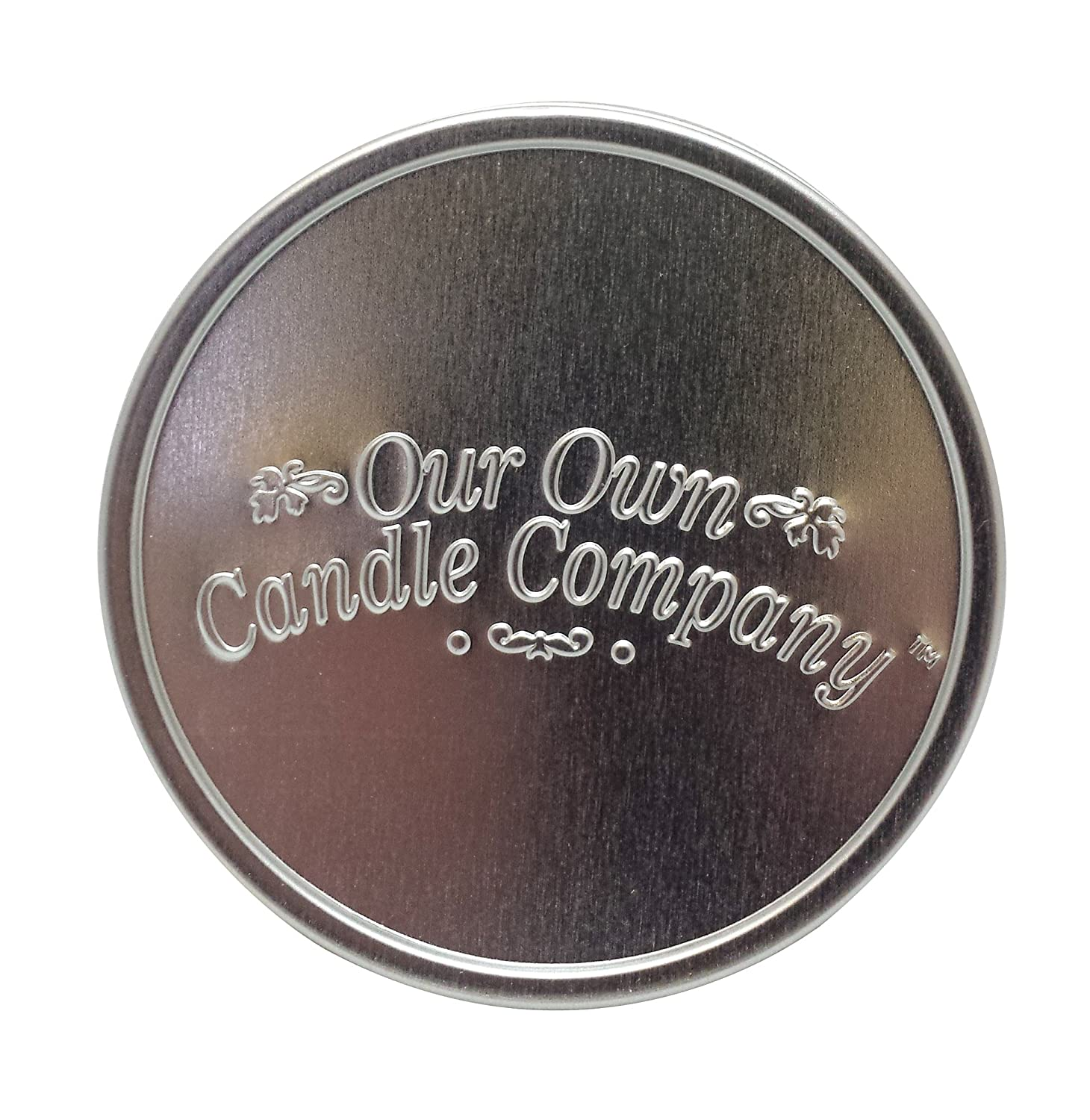 Our Own Candle Company Soy Wax Aromatherapy Candle Simply Spearmint 6.5 Ounce 3 Pack