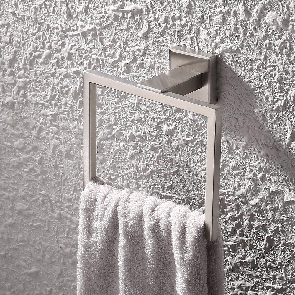 KES SUS 304 Stainless Steel Bath Towel Holder Hand Towel ...