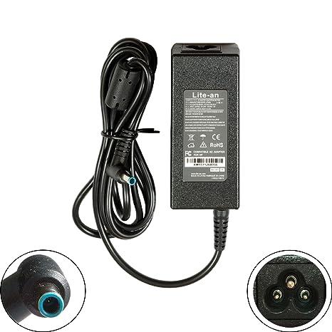 LITE-AN - Cargador para Ordenador portátil HP 854054-002 (45 ...