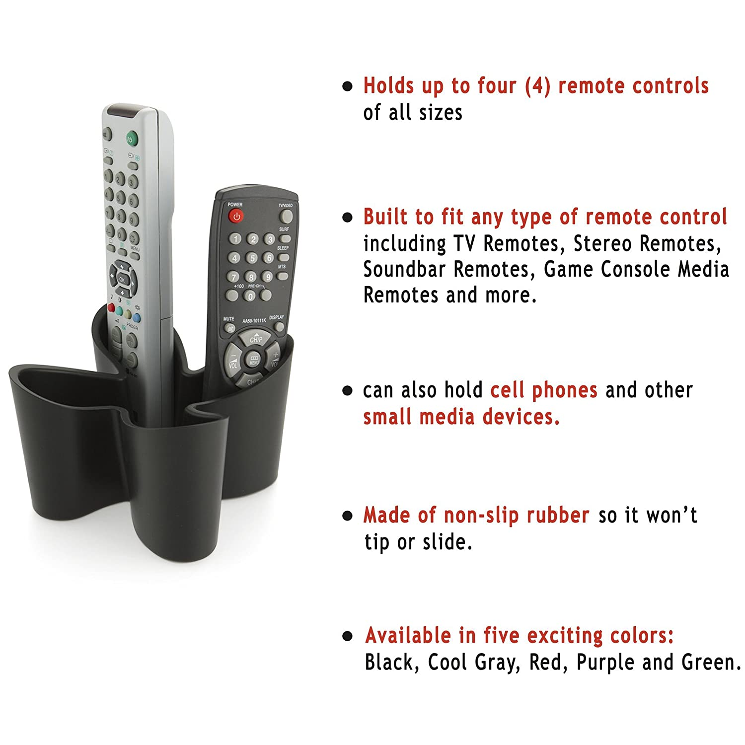 How to Make Remote Control Holders | paramountgolfforeste.info