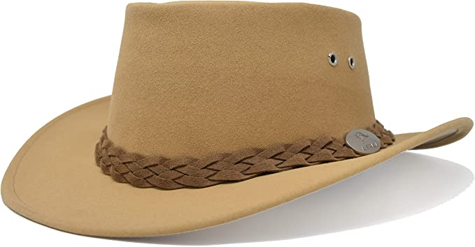 soak me fabric hat