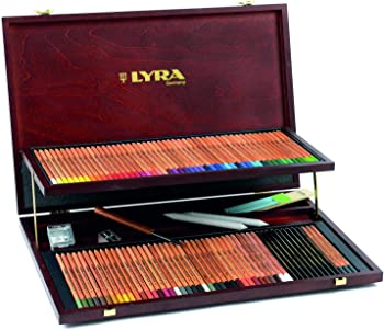 LYRA Rembrandt Polycolor 100 Art Pencils