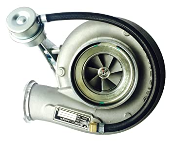 hx40 W T4 Turbocompresor para Freightliner 92 - 05 FL60/FL70 Base Diesel Cummins 6 ct: Amazon.es: Coche y moto