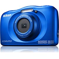 NIKON COOLPIX W150, Blue
