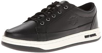 0d752ca12c84 Harley-Davidson Men s Jez Skate Shoes. Black. D93133