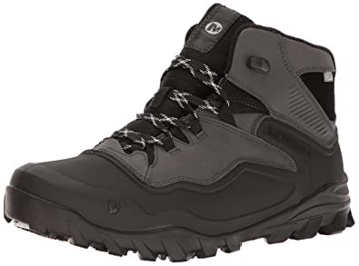 Merrell Men's Overlook 6 Ice + Waterproof Winter Boot, Granite, ...