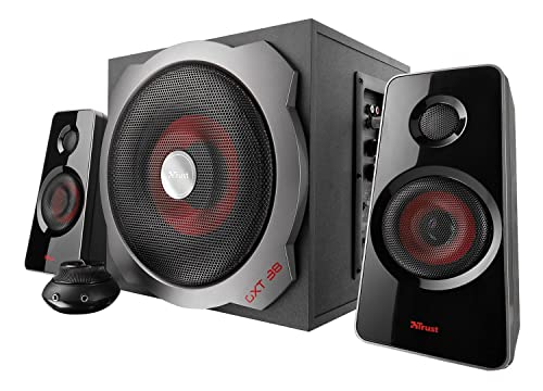 Trust GXT 38 2.1 Gaming Speakers With Subwoofer