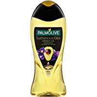 Palmolive Luminous Oils Nourishing Body Wash Avocado Oil with Iris Recyclable, 400mL