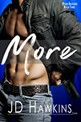 More (Ryder Brothers Book 3) Kindle Edition