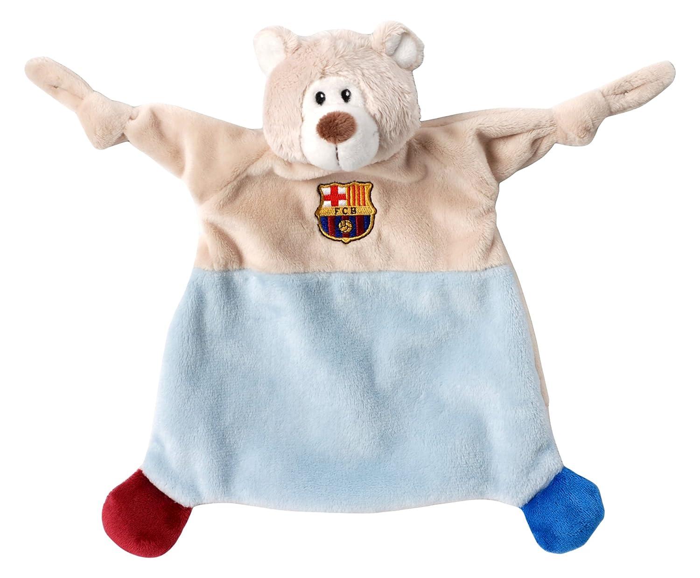 NICI 40415 25 x 25 cm Doudou Osito Peluche FCB FC Barcelona