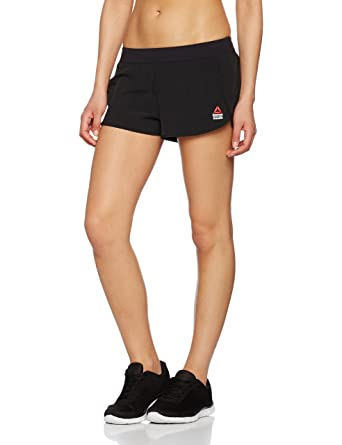 960c0be5 Reebok Women's Crossfit Shorts - SS18 at Amazon Women's Clothing store: