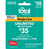 Total Wireless - $35 Prepaid Phone Card