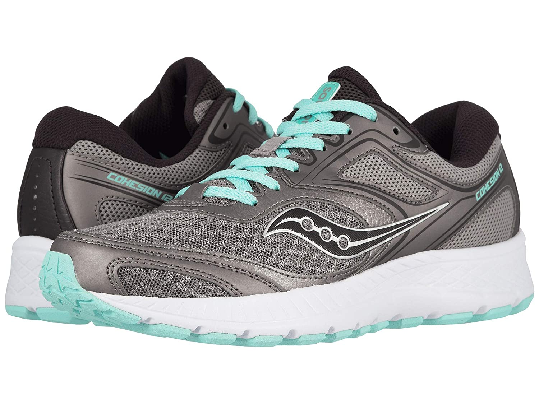 【メーカー公式ショップ】 [サッカニー] レディースランニングシューズスニーカー靴 Versafoam Cohesion 12 5.5 [並行輸入品] 5.5 B07N8DYN99 Cohesion Grey/Teal 5.5 (22cm) B - Medium 5.5 (22cm) B - Medium|Grey/Teal, アットネットコンタクト:3f4e1350 --- a0267596.xsph.ru