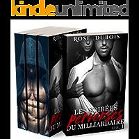 Les Soirées Perverses du Milliardaire (Intégrale): (Roman Adulte BDSM, HARD, Domination, Érotique, Interdit au Moins de 18 ans) (French Edition)