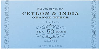 Harney & Sons Orange Pekoe Tea, 50 ct