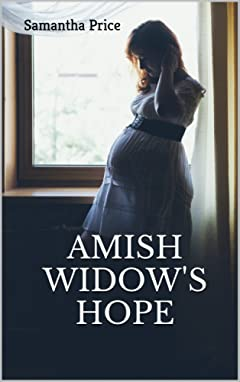 Amish Widow\'s Hope (Expectant Amish Widows Book 1)