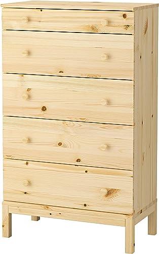 IKEA Tarva 5-Drawer Chest, Pine