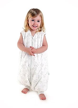 2-2.5 Tog Children Sleeping Bag With Feet 12-18 M