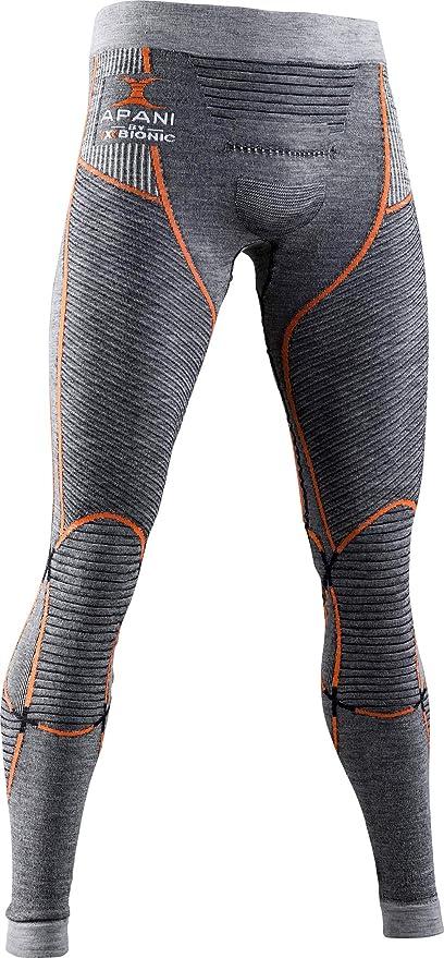 X-Bionic Apani 4.0 Merino Pants Men Capa De Base Pantalones ...