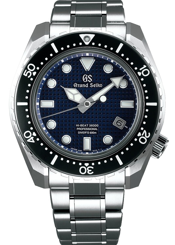 designer fashion 6e45a da6df Amazon | グランドセイコー腕時計 ハイビート36000 ダイバー限定 ...
