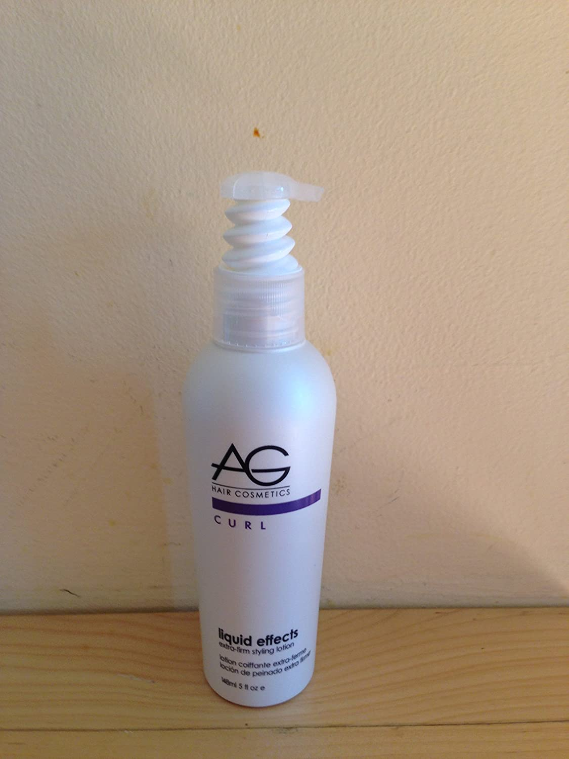 Ag Hair Liquid Effects Extra-firm Styling Lotion 5 Oz