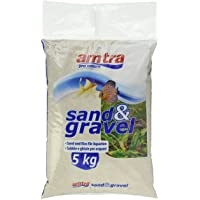 WAVE Fine Sand Substrate, 5 kg, White