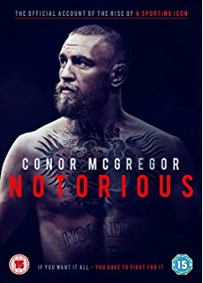 Notorious: The Life and Fights of Conor Mcgregor: Amazon.co