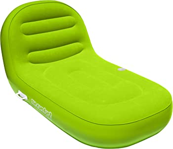 Airhead AHSC-009 Sun Comfort Cool Suede Chaise Lounge