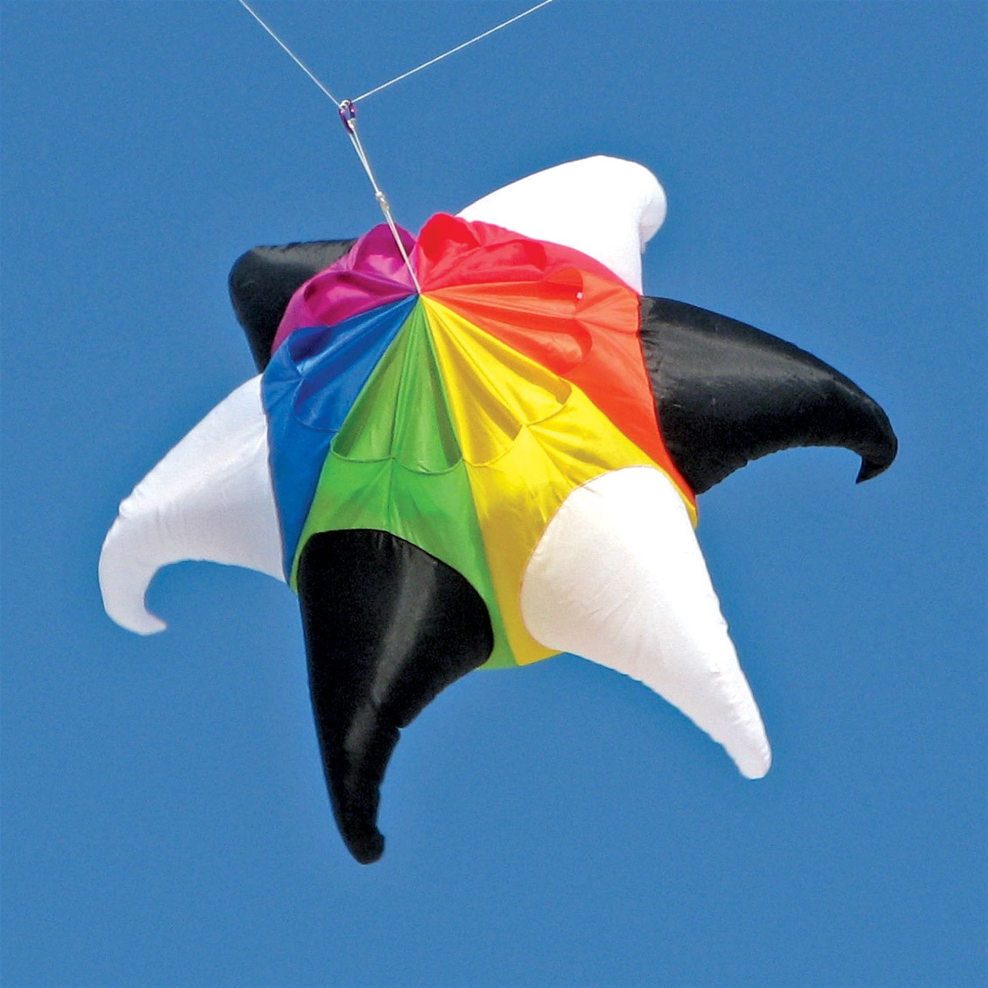 3-ft. Willi Koch Star Orb Inflatable Kite Accessory