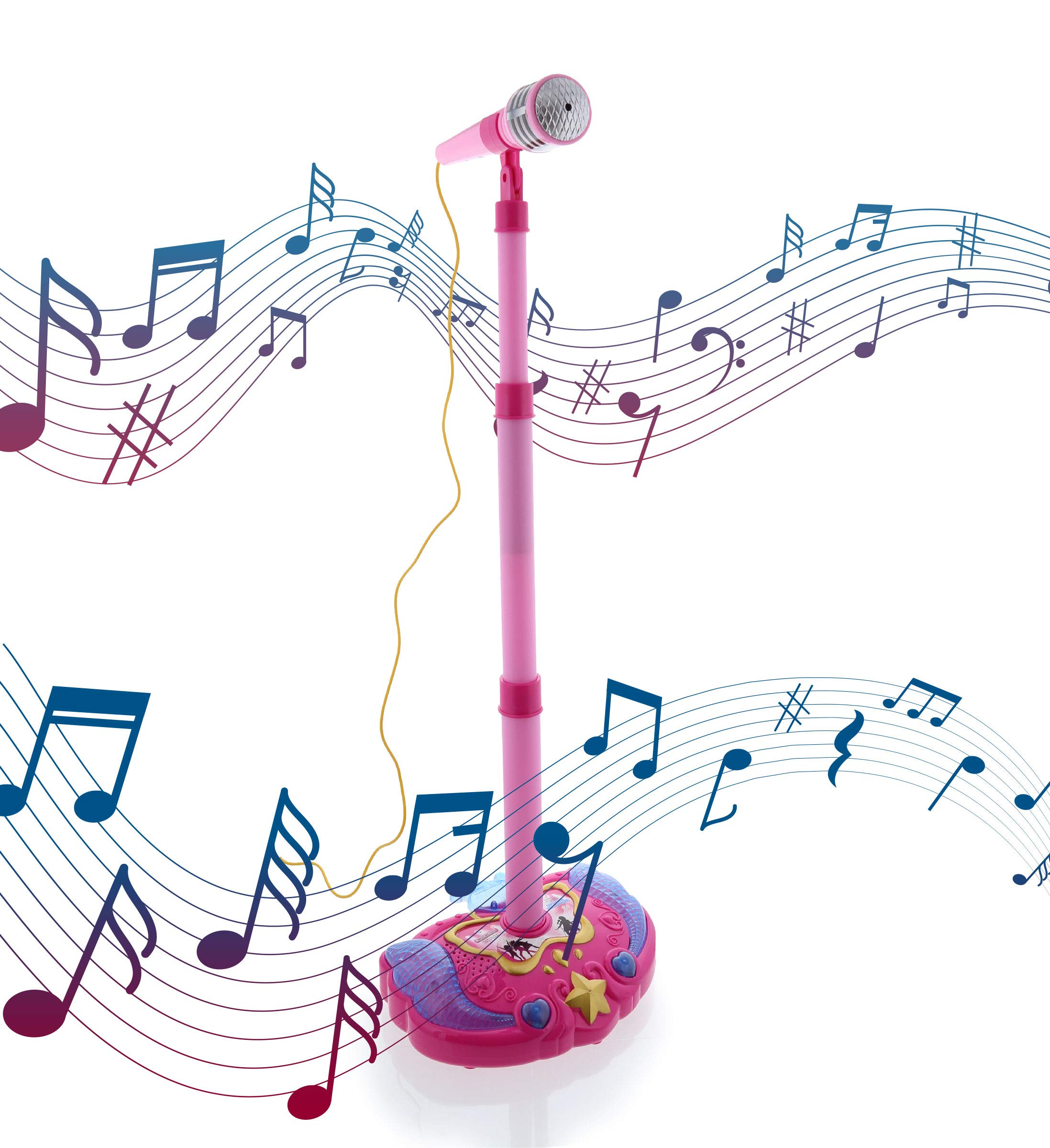 Karaoke Microphone Super Star Sing As If You Are a Star!!!(Color May Vary) by Lvnv Toys (Image #5)