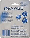 Rolodex Petite Refill Cards, 2 1/4 x 4, 100