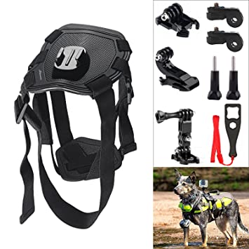 81BV lZPiTL._SY355_ beeway® dog harness chest strap belt mount kits amazon co uk