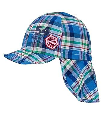 D/öll Jungen Baseballm/ütze mit Nackenschutz Kappe
