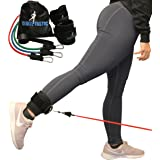 Glute-Tastic - Ankle Kickback Strap with Resistance Bands for Butt & Hip Exercises