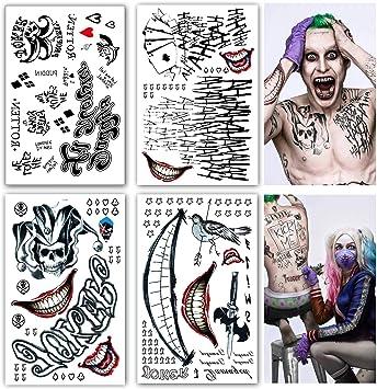 Lim 4 Hojas Grandes XL pelotón del Suicidio El Suicidio - Tatuaje ...