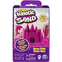 Kinetic Caja de Arena Sand, Color Rosa