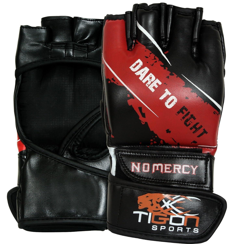 Tigon MMA Guantes Lucha Boxeo UFC Grappling Boxeo Saco De Boxeo Kickboxing Muay Thai guantes de combate Tigon Sports