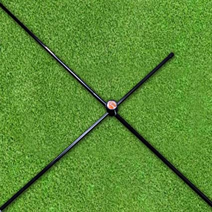 Elixir Golf The Training Tour Alignment Sticks (2 Sticks) with (2) x