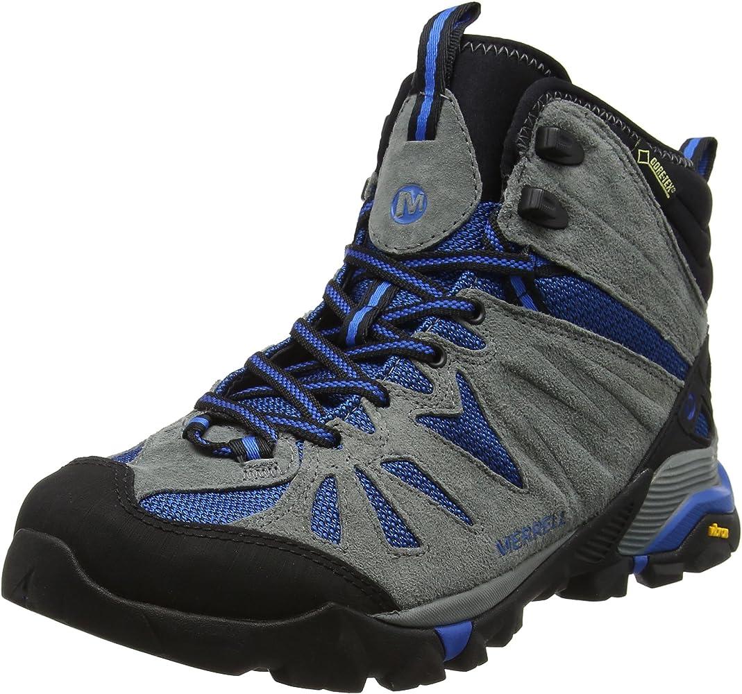 Merrell Capra Zapatos Trekking y Senderismo para Hombre