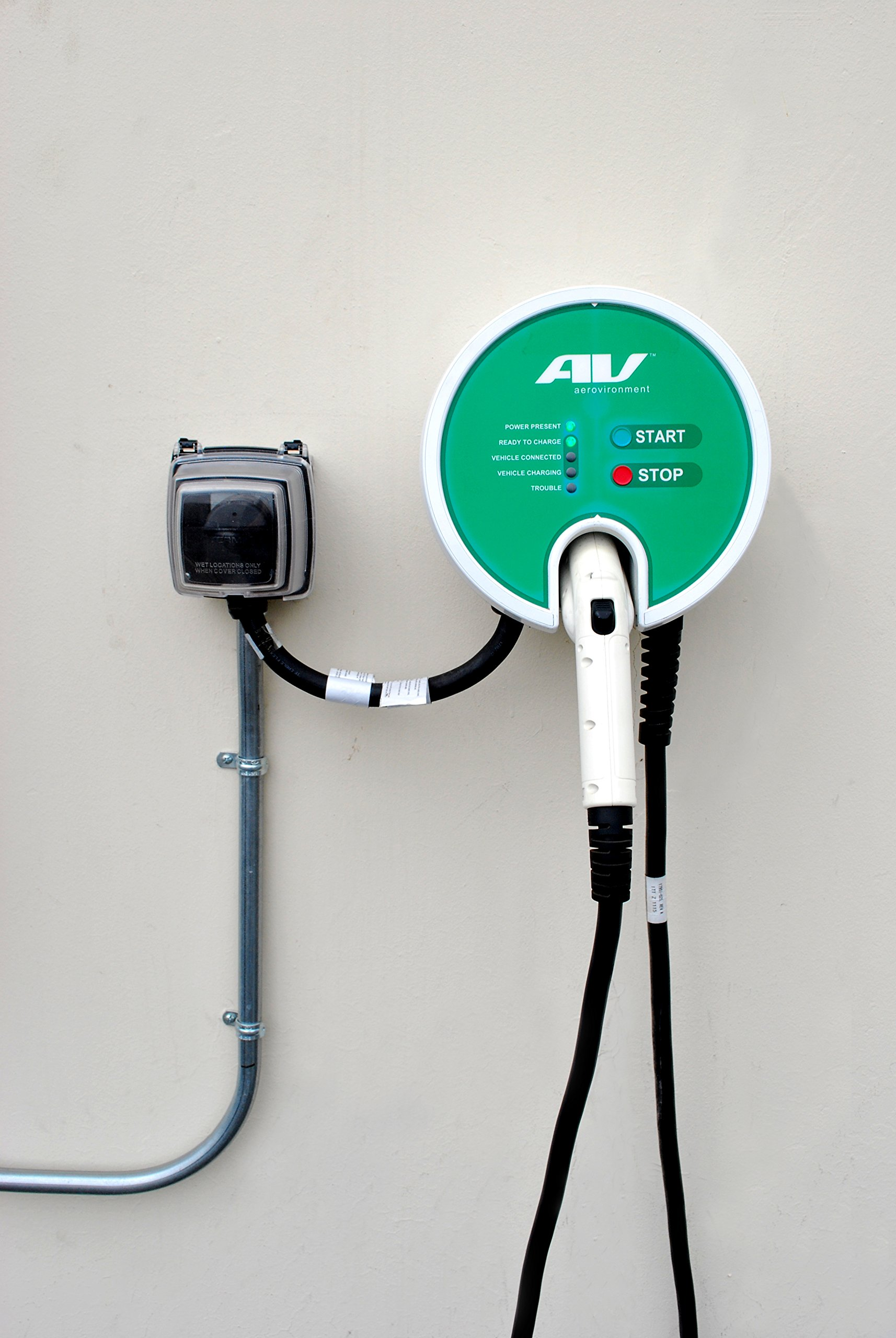 AeroVironment EV Charger: Plug-In, 25' cable, 32A, 7.7kW - SPECIAL PRICE PROMOTION! by AeroVironment (Image #4)