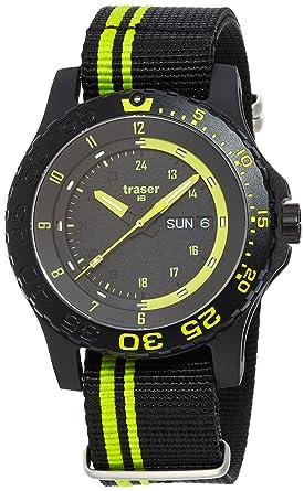 d0fbd6d7cf [トレーサー]traser 腕時計 MIL-G Green spirit(ミルジー グリーン スピリット) 9031564