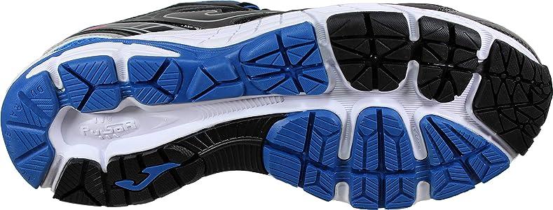 Joma Speed 912 Gris - Zapatillas Running Hombre (41 EU, Gris ...