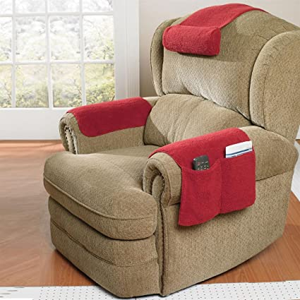 Amazon Com Brylanehome Armchair Savers Kitchen Dining