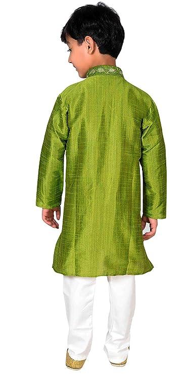 Desi Sarees Pijama Kurta para niño Shalwar Kameez Sherwani Eid Fiesta 934   Amazon.es  Ropa y accesorios 8cb8ee9caeb
