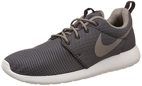 ccfcedab68e91 Image Unavailable. Image not available for. Colour  Nike Men s Roshe One  Premium Velvet Brown