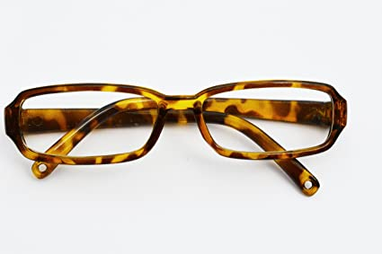 1ca0bfea89 Image Unavailable. Image not available for. Color  Brittany s Brown  Tortoise Shell Glasses Compatible with American Girl Dolls